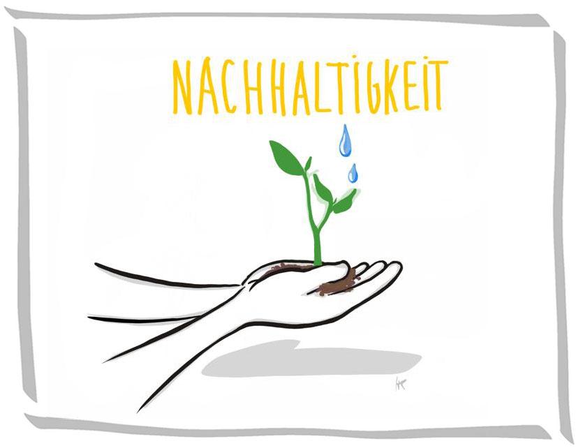 Sozial und ökologisch für den Erhalt der Menschenwürde und der Natur
